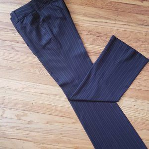 Mossimo Brown Pinstripe Trouser